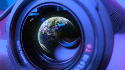 视觉映像祭,十月在北京